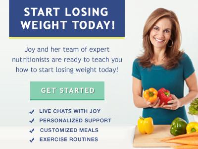 joy bauer weight loss tips
