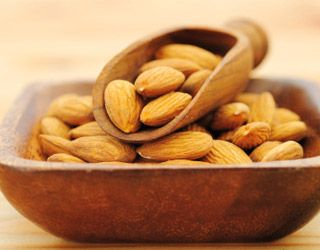 almonds, Type 2 Diabetes, Food Cures