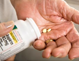 Aspirin, gout, food cures