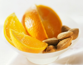 Oranges and Almonds, Diabetes, Food cures