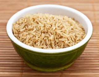 Brown Rice, PMS, Food Cures
