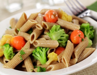 pasta, marathon, Food Cures