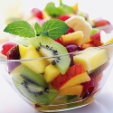 fruit salad, celiac disease, food cures