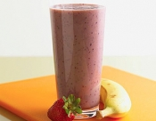 Fruit Breakfast Milkshake, Food Cures
