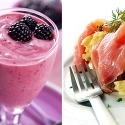 Protein smoothie and scrambled eggs, Best foods before interview or  test, Food Cures