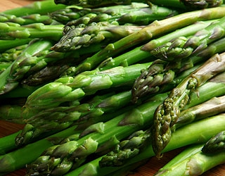 Asparagus, Spring Superfoods, Food Cures