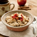 Apple 'N Oat Cobbler