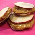 Apple & PB 'Wiches
