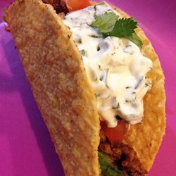 Cilantro Sour Cream