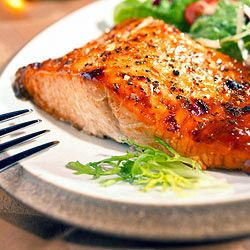 Easy! 3-Step Microwave Salmon