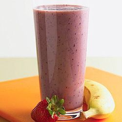 Fruity Breakfast Milkshake