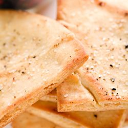 Tangy Pita Chips