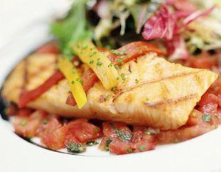 fish, healthy skin, Food cures,